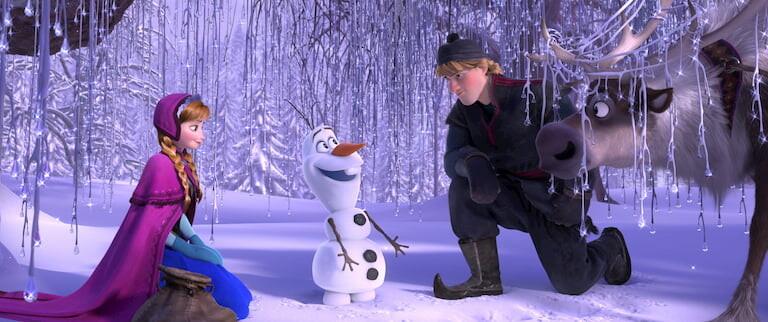 Similitudes de Noruega con Frozen
