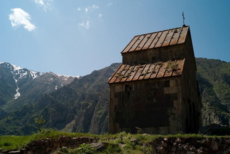 Iglesia en el Valle Yegeguis