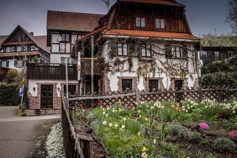 Una preciosa casa en Sasbachwalden, un pueblo de la Selva Negra