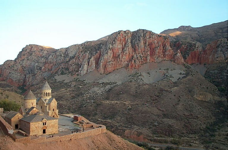 El monasterio de Noravank
