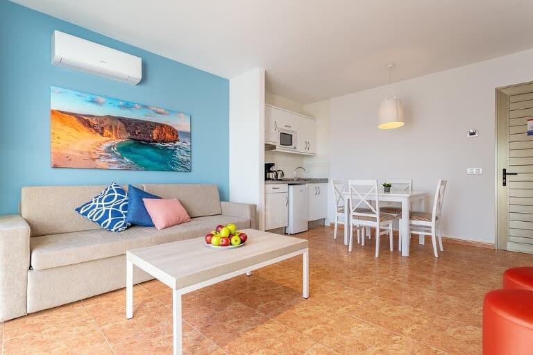 Apartamento 2 dormitorios.