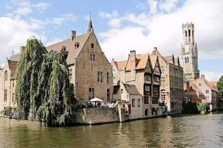 Brujas en Flandes