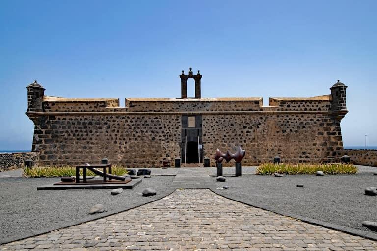 El Castillo de San José.