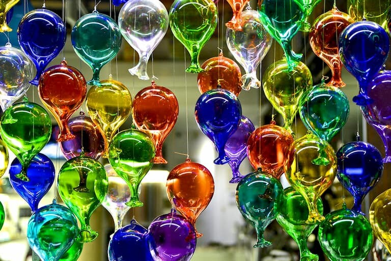 El cristal de Murano