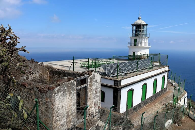 El Faro de Anaga.