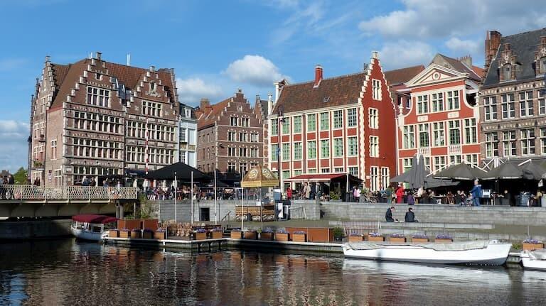 Gante en Flandes