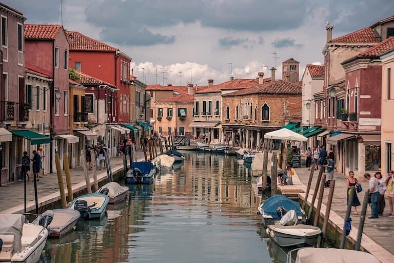 Gran Canal de Murano