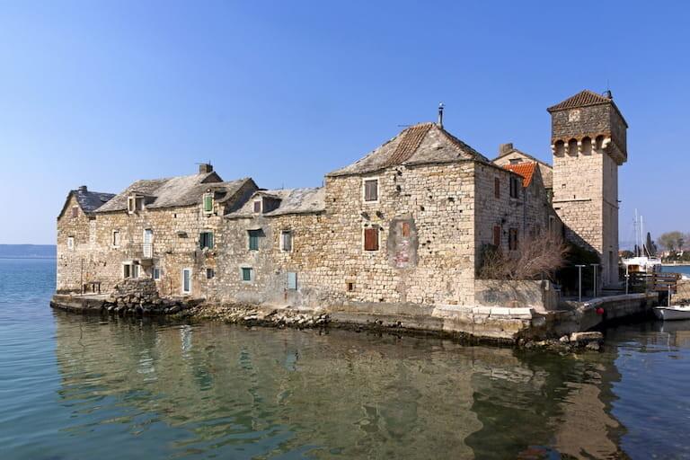 Una de las localizaciones de Juego de Tronos en Split
