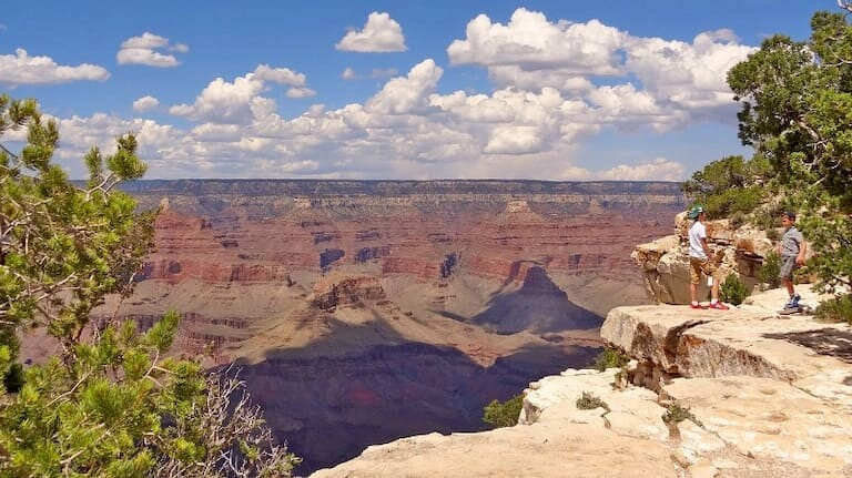 Vistas del Grand Canyon