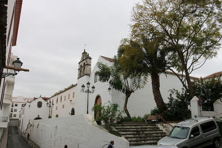 Ex-convento de San Francisco.