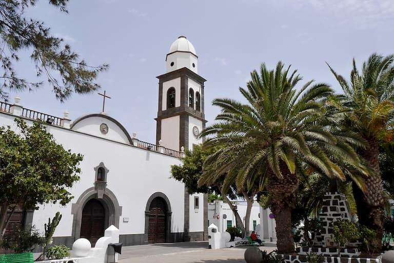 La bonita iglesia de San Ginés