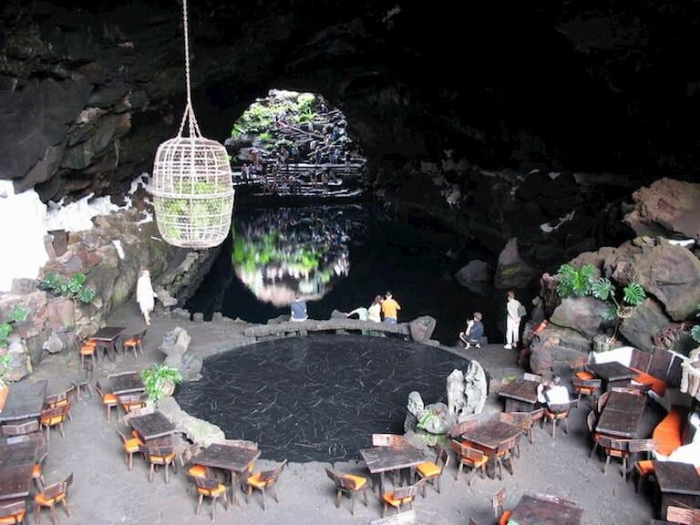 Restaurante de los Jameos del Agua