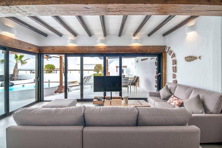 Villa de luxe.