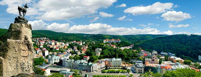 Panorámica Karlovy Vary