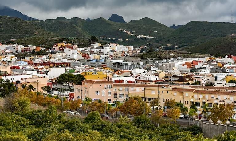 San Cristóbal de La Laguna.