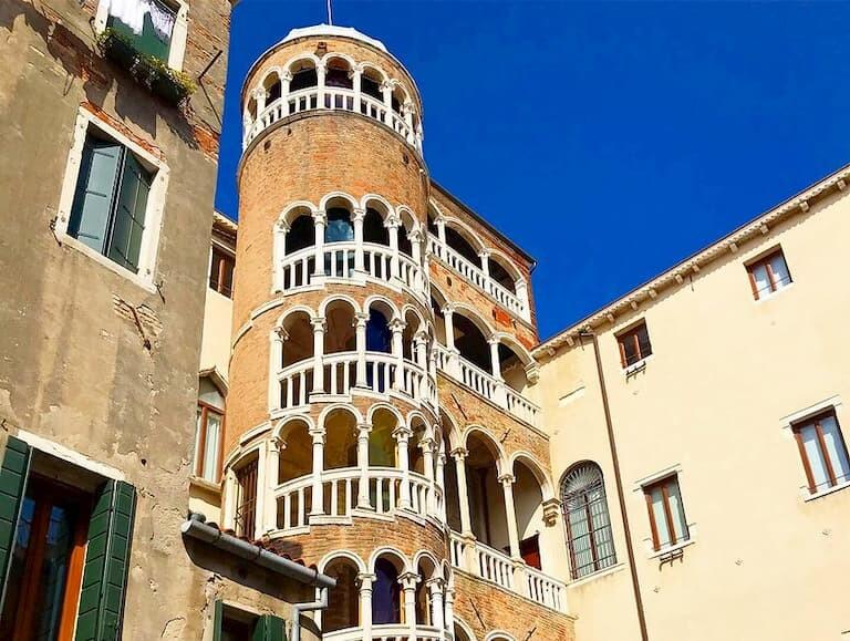 Palacio Contarini del Bovolo