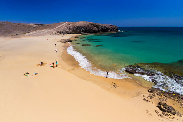 Playas de la Costa Papagayo.
