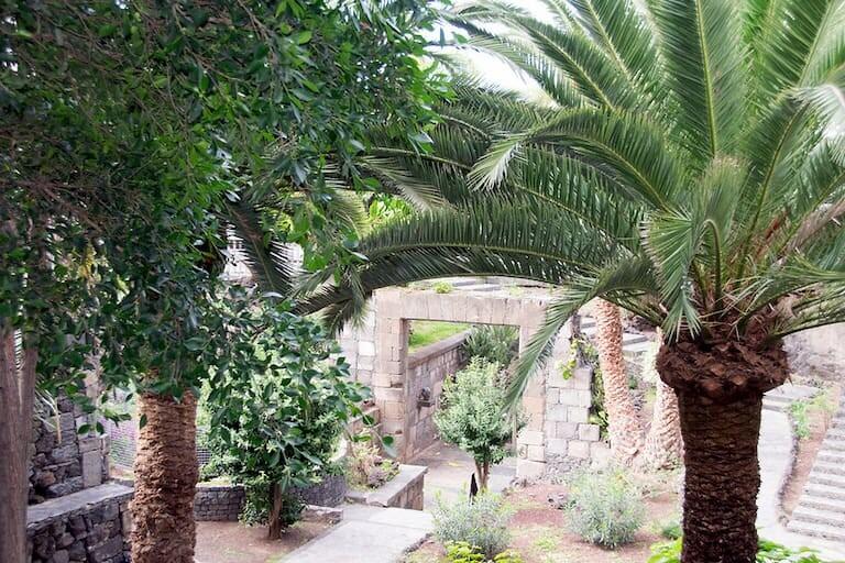 Parque de la Puerta de Tierra.