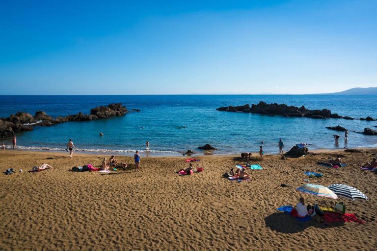 Playa Chica. ©Turismo-Lanzarote