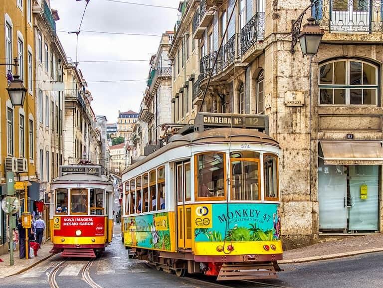Tranvías de Lisboa