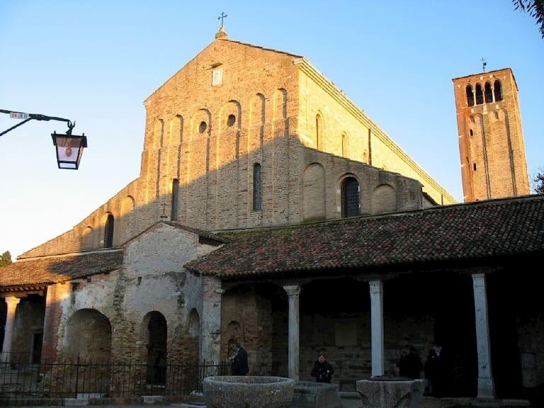Iglesia de Santa Maria dell'Assunta en Torcello