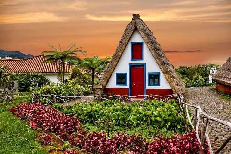Casa rural en Santana