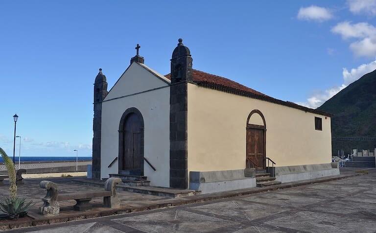 La Ermita de San Roque.