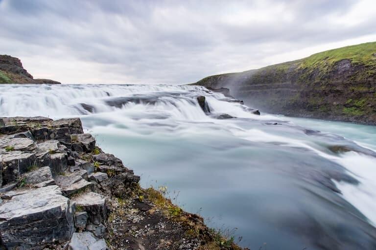Río del Parque Nacional de Thingvellir