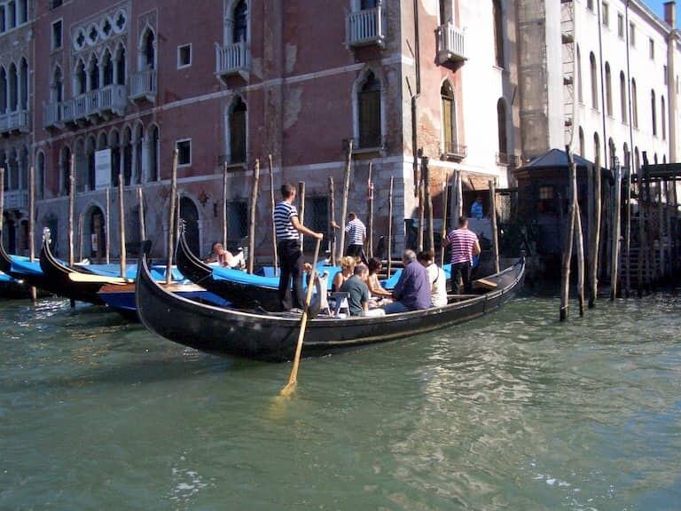 Traguetto de Venecia