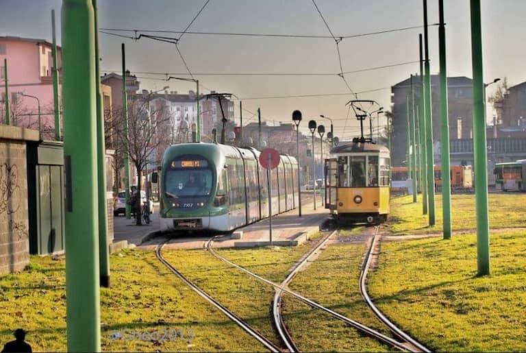 Tranvías de Milán