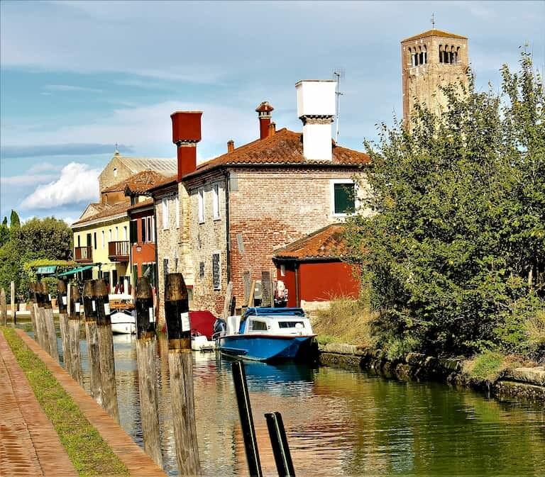 Canal de Torcello
