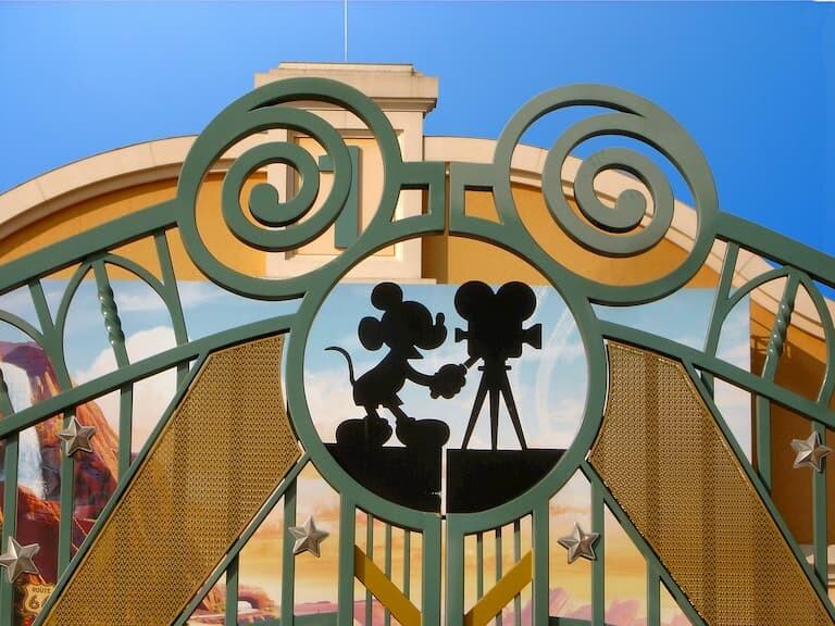 Parque Walt Disney Studios.